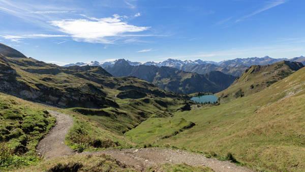 Photograph - Seealpsee, Allgaeu Alps by Andreas Levi