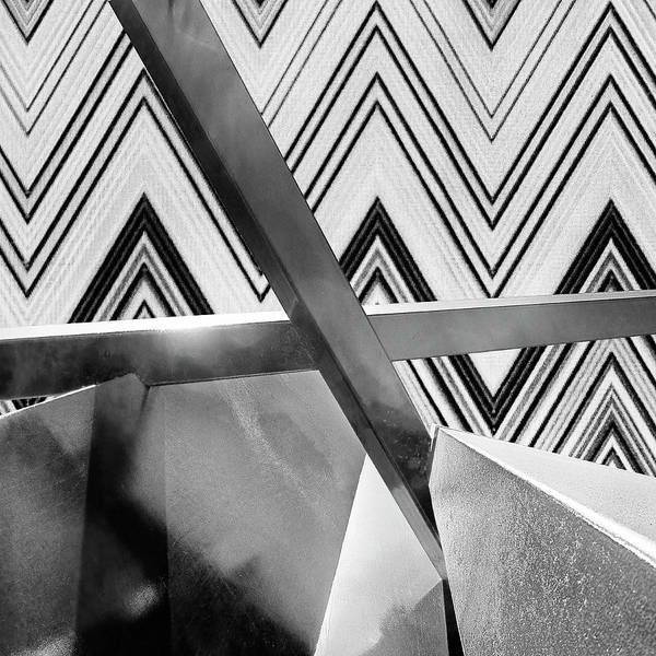 Wall Art - Photograph - Seeing The Pattern Rise Of Abstraction by William Dey