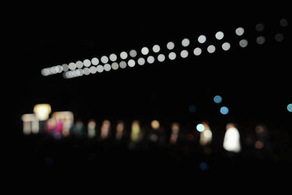 Center Stage Photograph - Seen Around Lincoln Center - Day 7 - by Andrew H. Walker