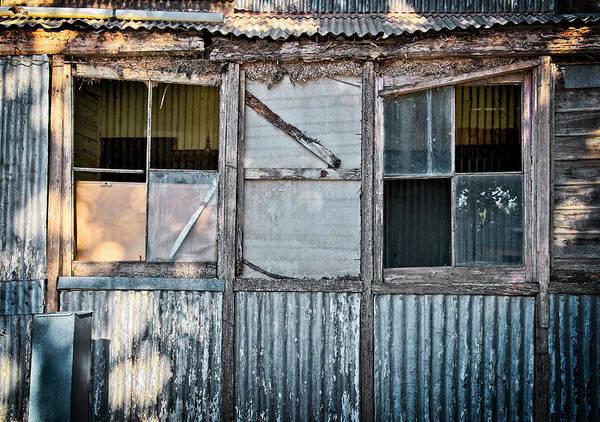 Wall Art - Photograph - Seen Better Days by Wayne Sherriff