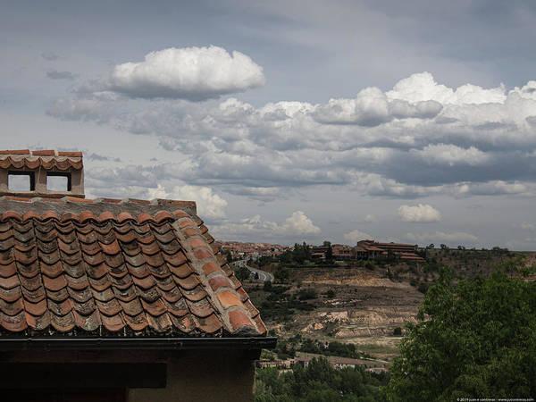 Photograph - Segovia Sky II by Juan Contreras