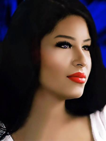 Digital Art - Selena Forever In Our Hearts by Karen Showell