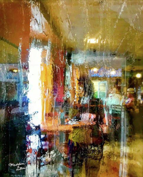 Wall Art - Photograph - Self Portrain 2 by Madeline Ellis