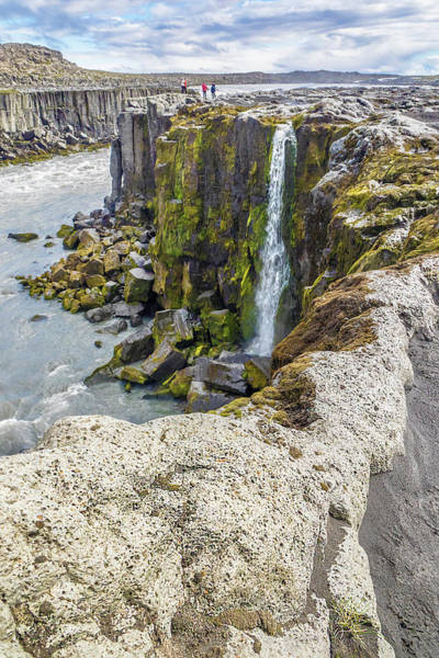 Photograph - Selfoss Waterfall - Iceland by Marla Craven