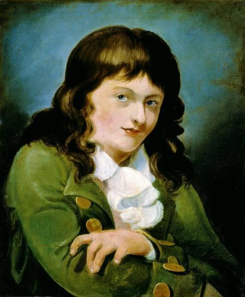 Turner Painting - Selfportrait - Digital Remastered Edition by William Turner
