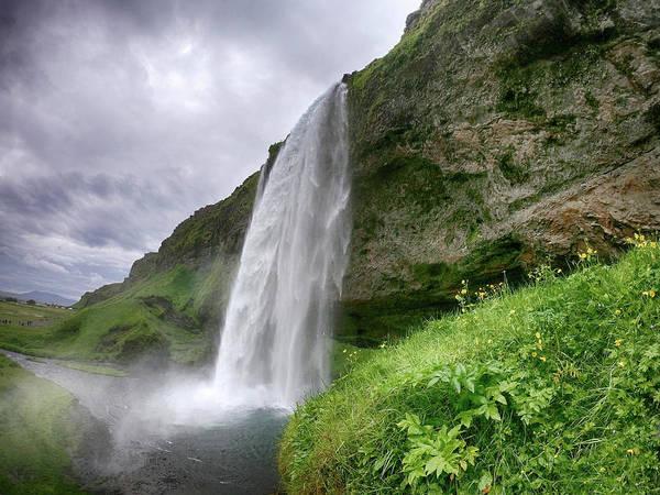 Photograph - Seljalandsfoss Falls Iceland 6291901 by Rick Veldman
