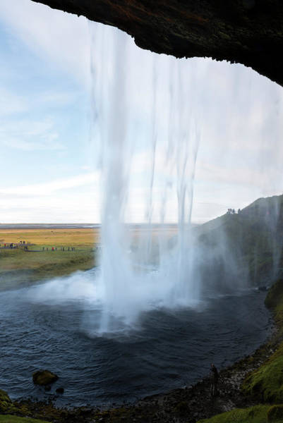 Photograph - Seljalandsfoss Waterfall South Iceland by RicardMN Photography