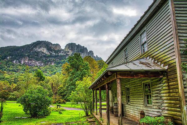 Photograph - Seneca Rocks by Dale R Carlson