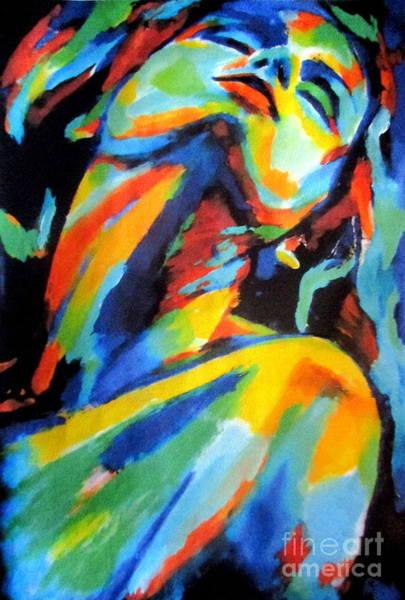 Painting - Sensation by Helena Wierzbicki