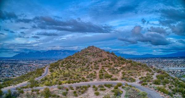Photograph - Sentinel Park Tucson Arizona by Ants Drone Photography