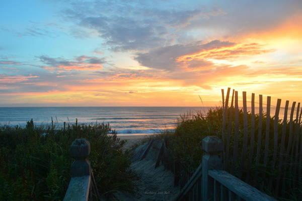 Photograph - September 28, 2018 Sunrise Nh  by Barbara Ann Bell