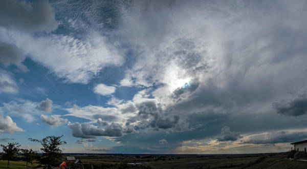 Photograph - September Storm Chasing 004 by NebraskaSC