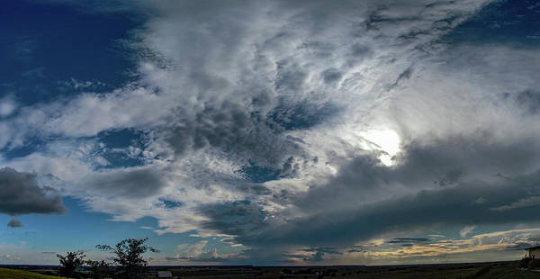 Photograph - September Storm Chasing 006 by NebraskaSC