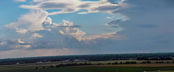 Photograph - September Storm Chasing 011 by NebraskaSC