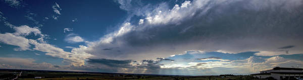 Photograph - September Storm Chasing 020 by NebraskaSC