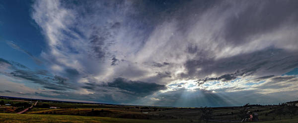 Photograph - September Storm Chasing 028 by NebraskaSC