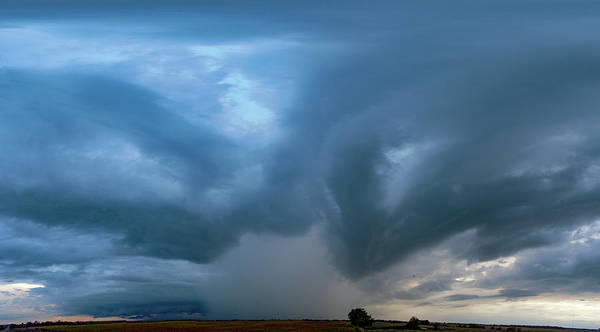 Photograph - September Storm Chasing 036 by NebraskaSC
