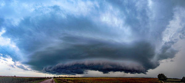 Photograph - September Storm Chasing 049 by NebraskaSC