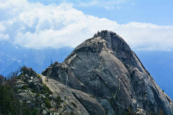 Photograph - Sequoia Moro Rock by Kyle Hanson