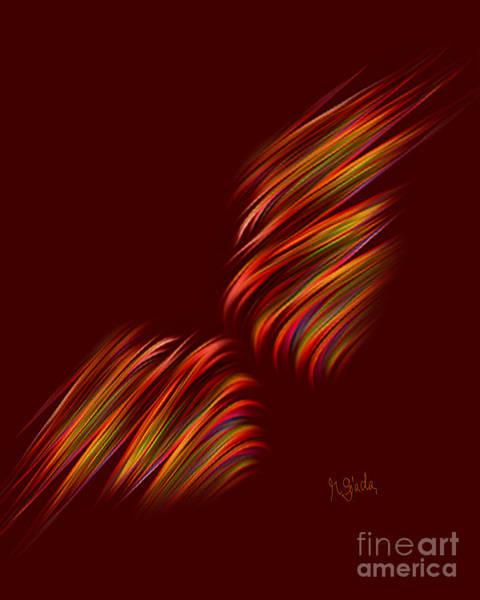 Serendipity Digital Art - Serendipity Art - Almost Kissing  by Giada Rossi