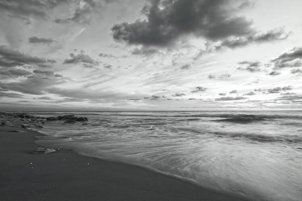 Photograph - Serene Seascape by Steve DaPonte