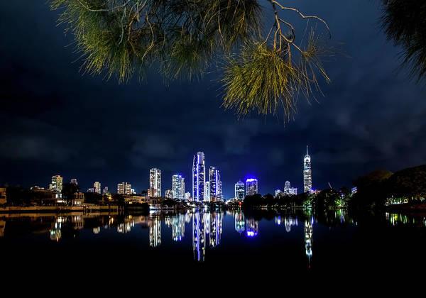 Wall Art - Photograph - Serene Skyline by Az Jackson