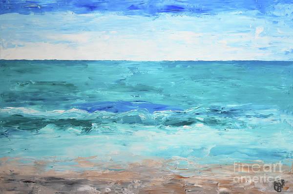 Painting - Serenity  by Christine Dekkers