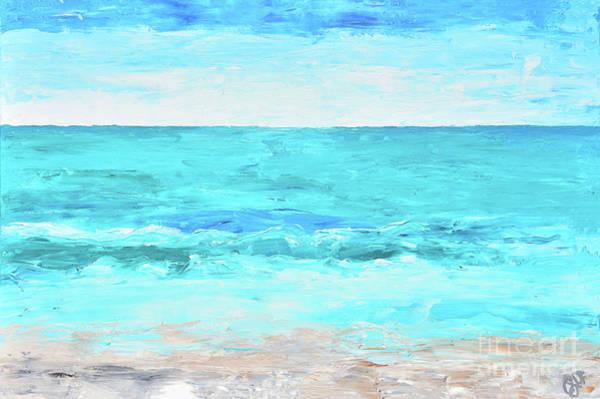 Painting - Serenity Light by Christine Dekkers