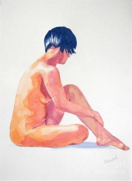 Painting - Serenity by Lorraine Germaine