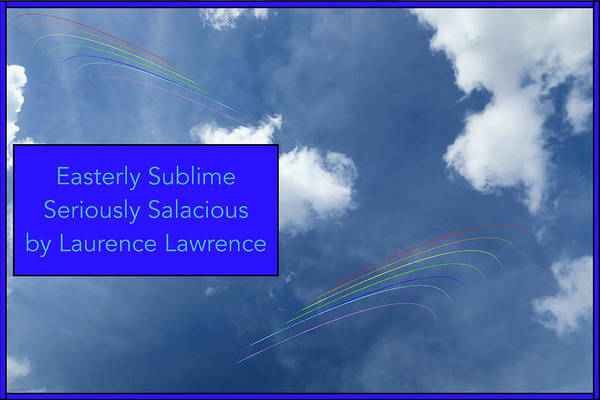 Gay Mixed Media - Seriously Salacious Bn by Laurence Lawrence