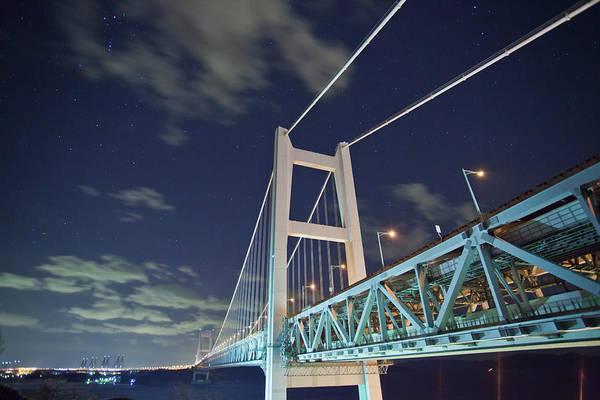Okayama Prefecture Photograph - Seto Ohashi by Tdubphoto