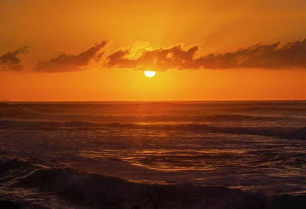 Photograph - Setting Sun by Anthony Jones
