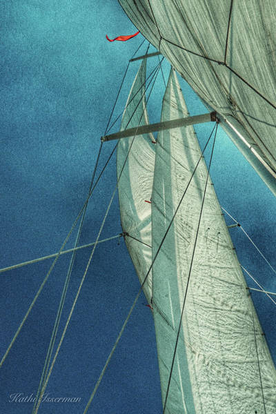 Wall Art - Photograph - Setting The Sails by Kathi Isserman
