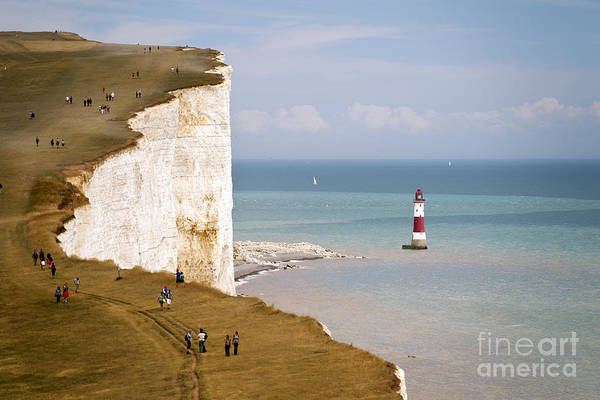 Wall Art - Photograph - Seven Sisters National Park, View Of by Niepo