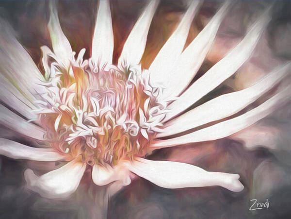 Digital Art - Seychelle by Cindy Greenstein