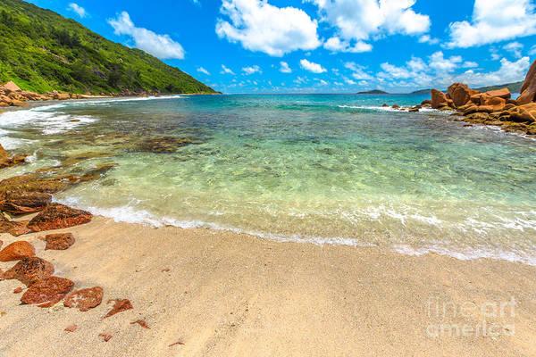 Photograph - Seychelles Anse Caiman by Benny Marty