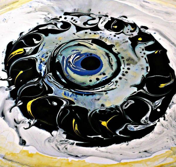 Sgc.m87  Art Print