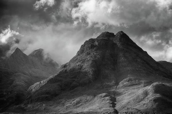 Photograph - Sgurr Na Stri by Grant Glendinning
