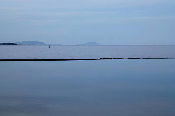 Photograph - Shades Of Blue 01 by Nicholas Blackwell