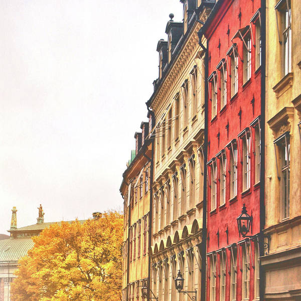 Photograph - Shades Of Stockholm by JAMART Photography