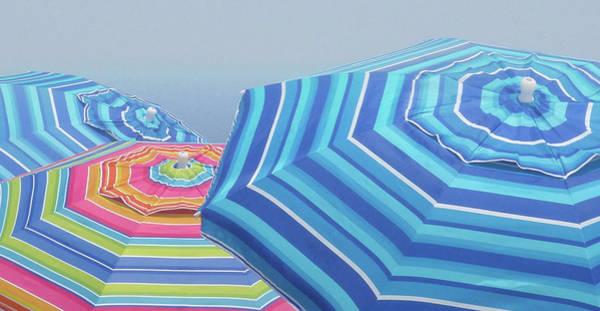 Shades Of Summer Art Print