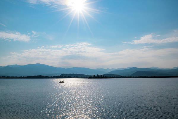 Photograph - Shadow Mountain Lake by Nicole Lloyd