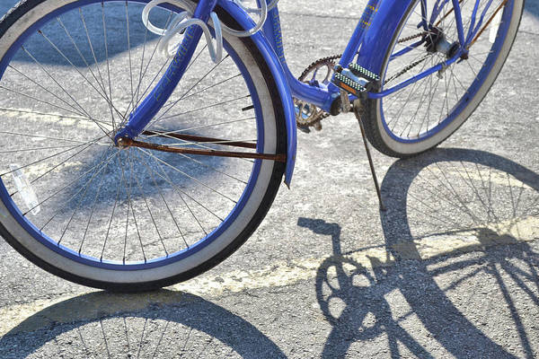 Photograph - Shadow Quadracycle by JAMART Photography