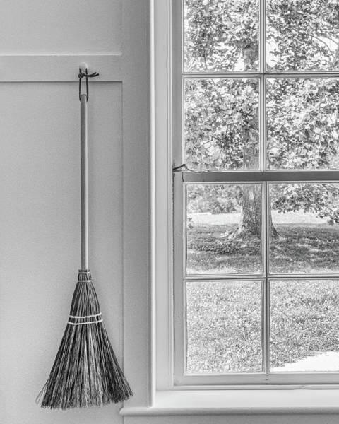 Broom Photograph - Shaker Broom by Joseph Smith