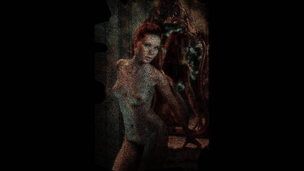 Digital Art - Shakti by Stephane Poirier