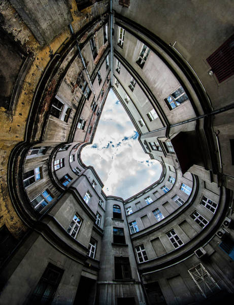 Wall Art - Photograph - Shapes Of Architecture by Jaroslaw Blaminsky
