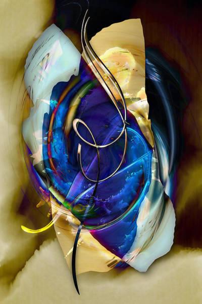 Mixed Media - Shapeshifting by Marvin Blaine