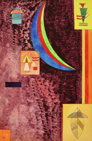 Wall Art - Painting - Sharp, 1928 by Wassily Kandinsky
