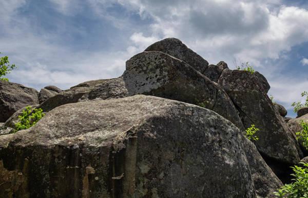 Wall Art - Photograph - Sharp Top Mountain Boulders by Teresa Mucha
