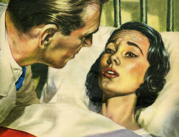 Sick Painting - She Is Very Sick by Long Shot
